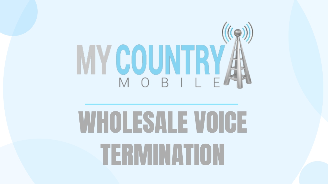 All You Need To Know About Wholesale Voice Termination