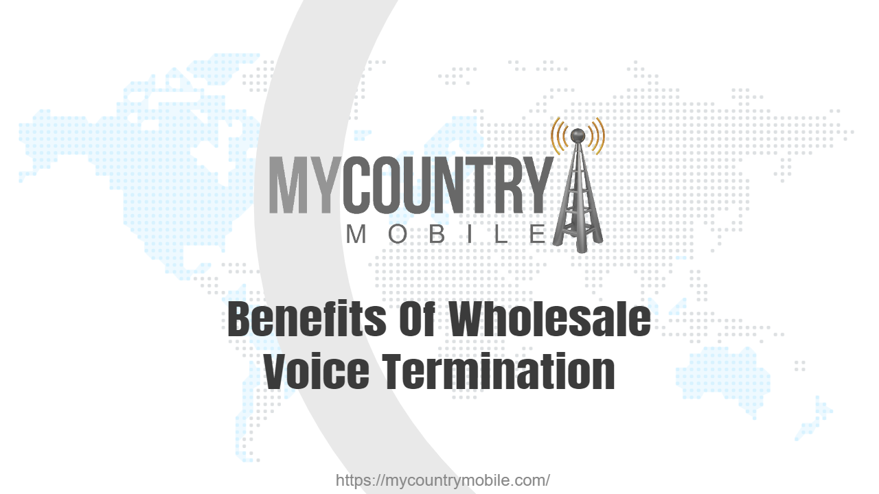 Benefits of Wholesale Voice Termination