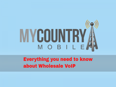 All you need to know about Wholesale VoIP