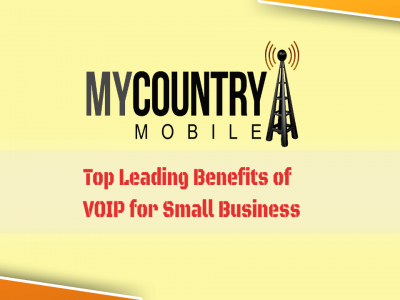 Top Leading Benefits of VOIP for Small Business