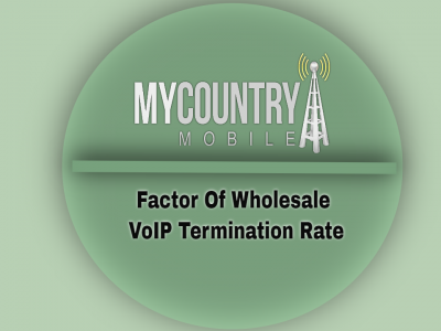 The Factor Of Wholesale VoIP Termination Rate