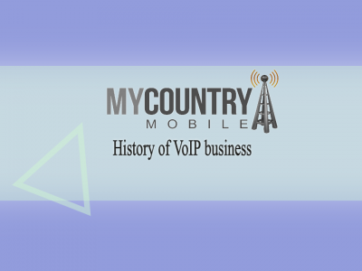 History of VoIP business