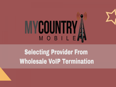 Selecting Provider From Wholesale VoIP Termination