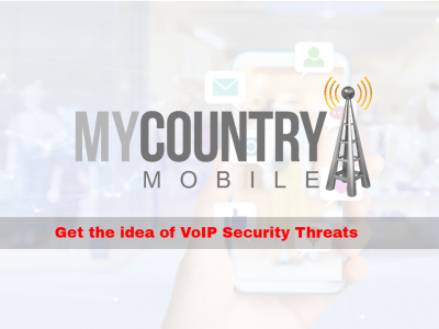 Get the idea of VoIP Security Threats
