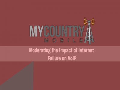 Moderating the Impact of Internet Failure on VoIP