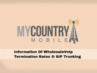 Wholesale VoIP Termination Rates & SIP Trunking