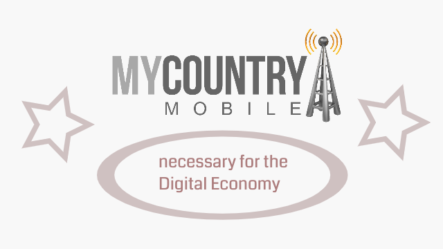what is required for Digital Economy ?