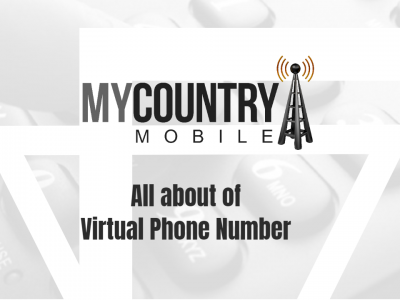 All about of Virtual Phone Number