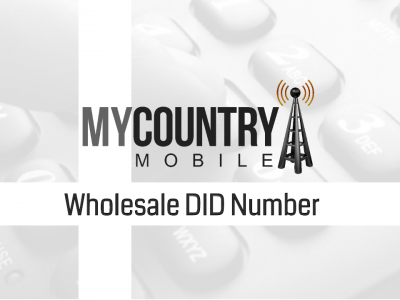 Wholesale DID Number