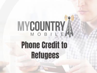 Phone Credit to Refugees