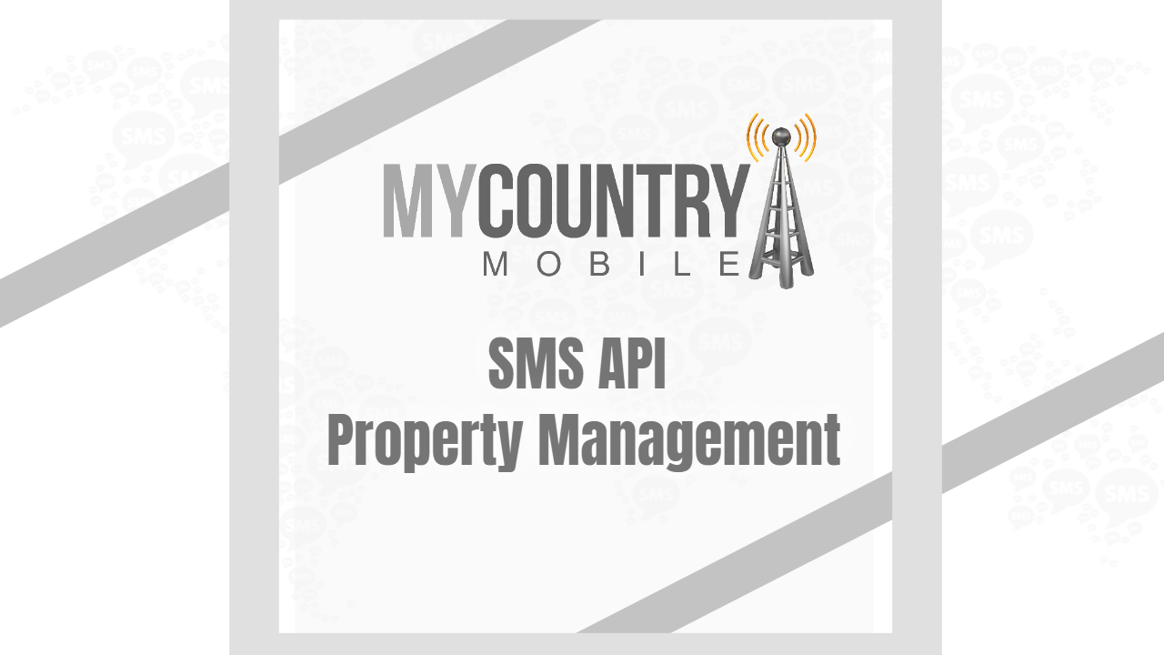 SMS API Property Management