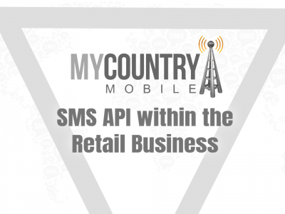 SMS API within the Retail Business