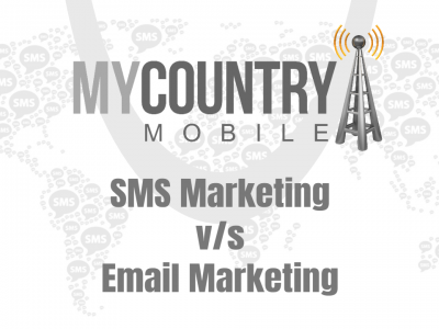 Comparing SMS Marketing and Email Marketing