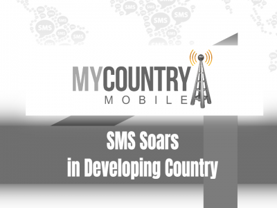 SMS Soars in Developing Country