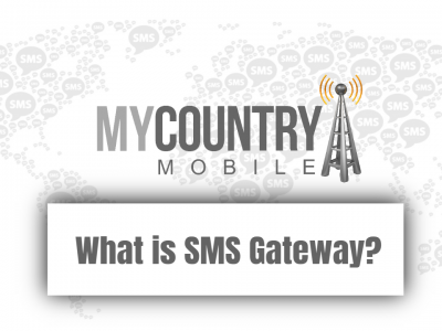 What is SMS Gateway?
