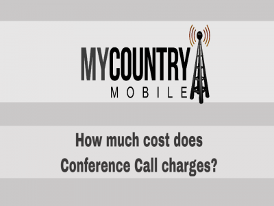 How much cost does Conference Call charges?