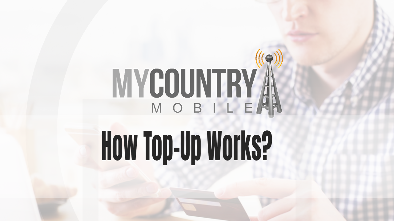 How Top-Up Works?