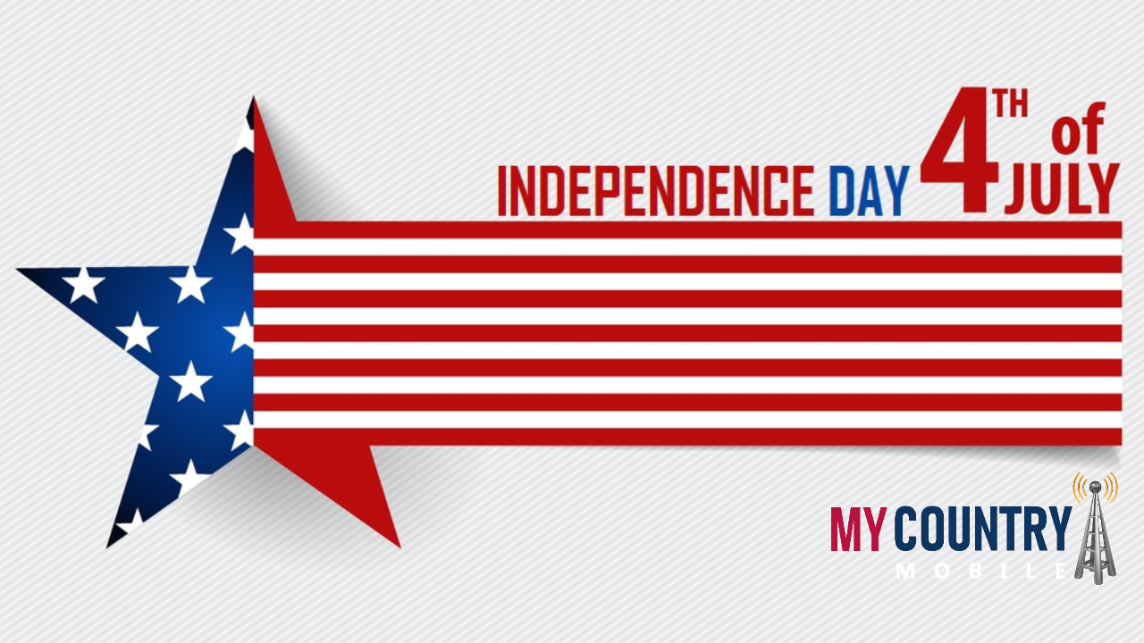 Happy 4th July! America's Independence Day!