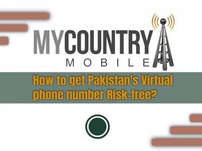 How to get Pakistan's Virtual phone number Risk-free?