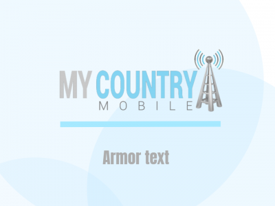 Armor text