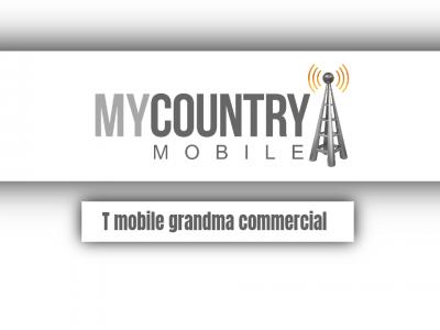 T mobile grandma commercial