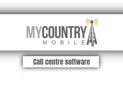 Call centre software