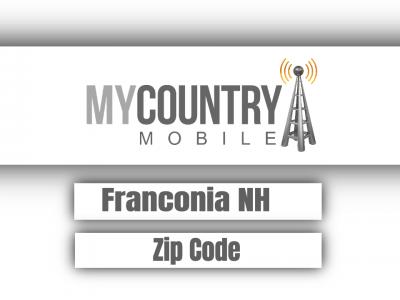 Franconia NH Zip Code