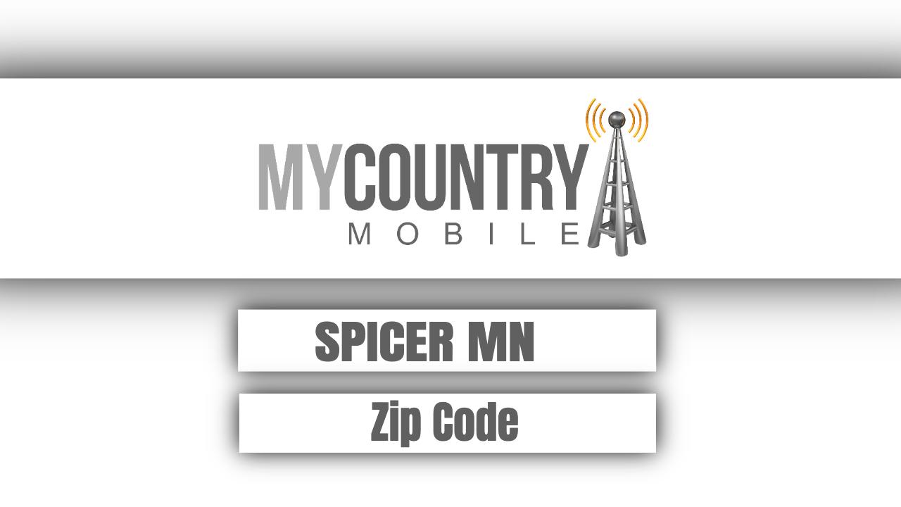 SPICER MN ZIP Code