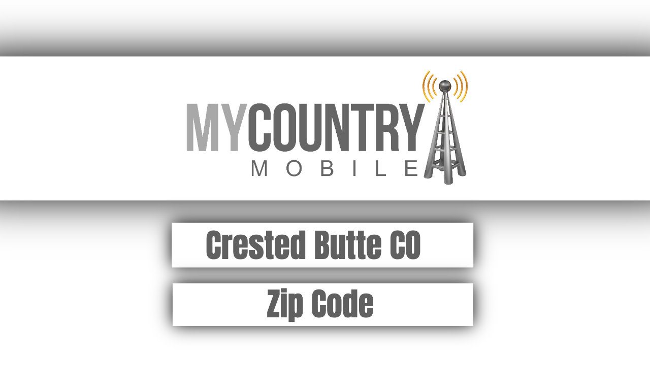 Crested Butte CO Zip Code