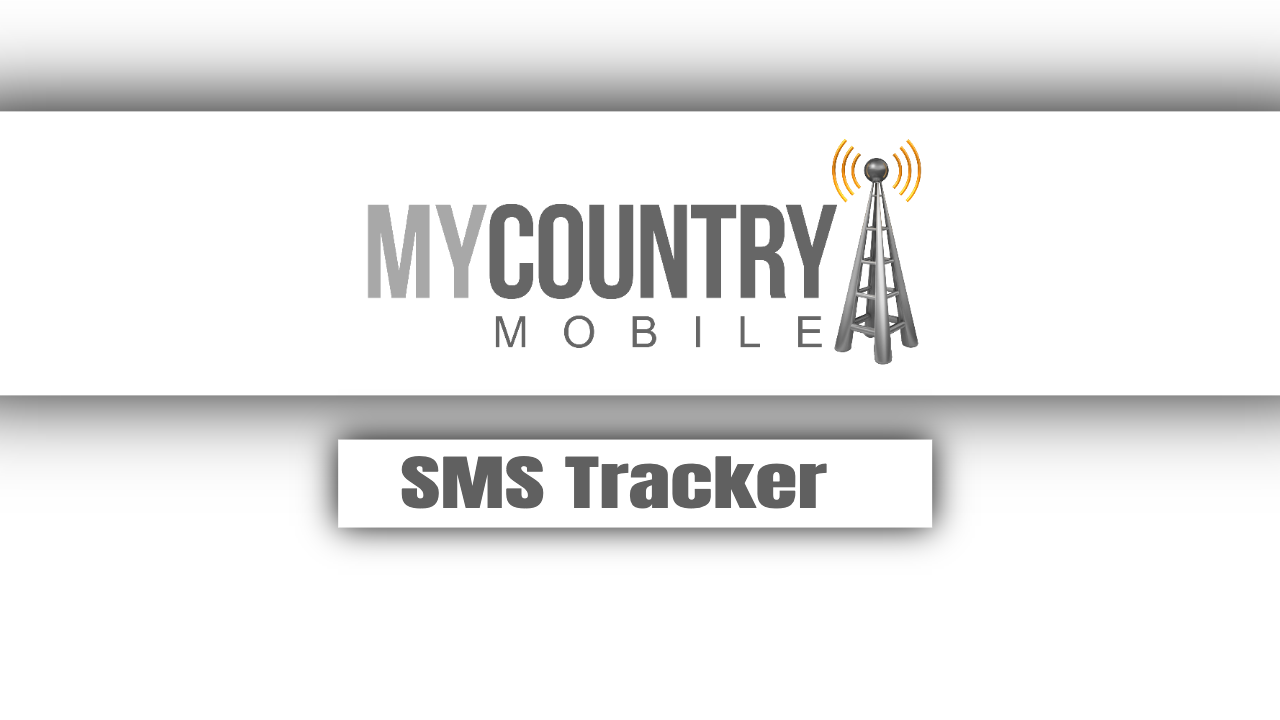 What is an SMS Tracker ?