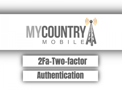 2Fa – Two-factor authentication