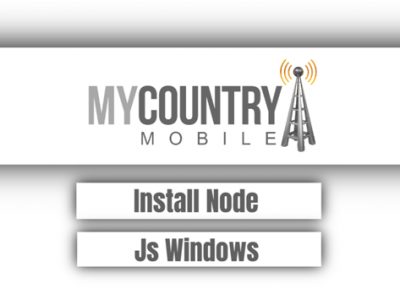 Install Node Js Windows