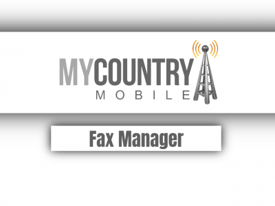 How Does Fax Manager Work?