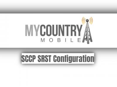 SCCP SRST Configuration