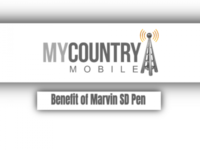 Benefit of Marvin SD Pen