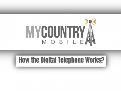 How the Digital Telephone Works?