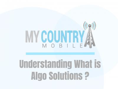 Understanding What is Algo Solutions ?