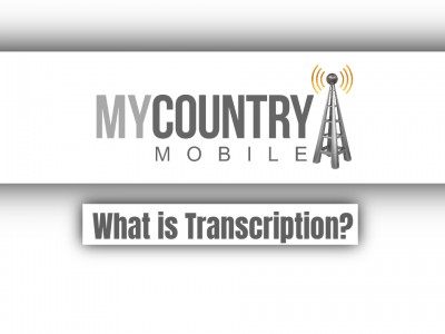 What is Transcription?
