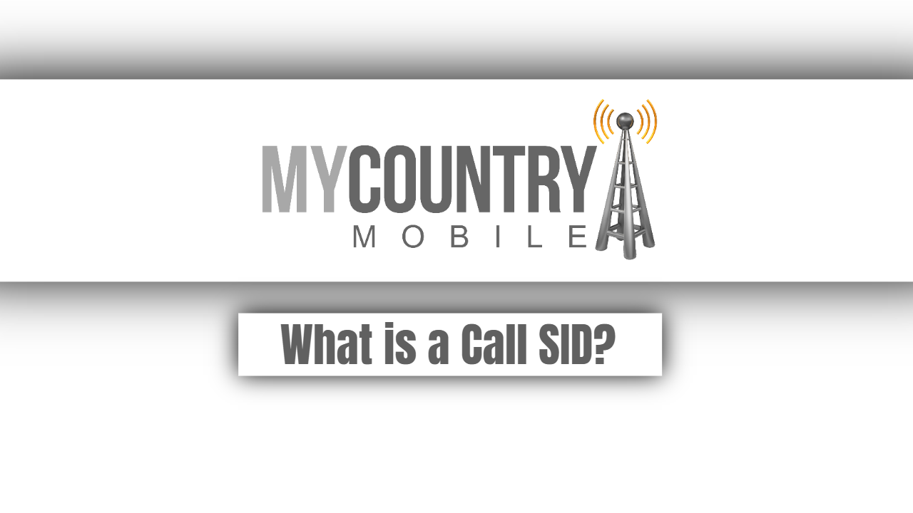 What is a Call SID?