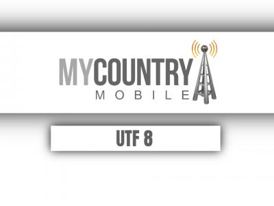 UTF 8