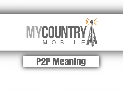 P2P Meaning
