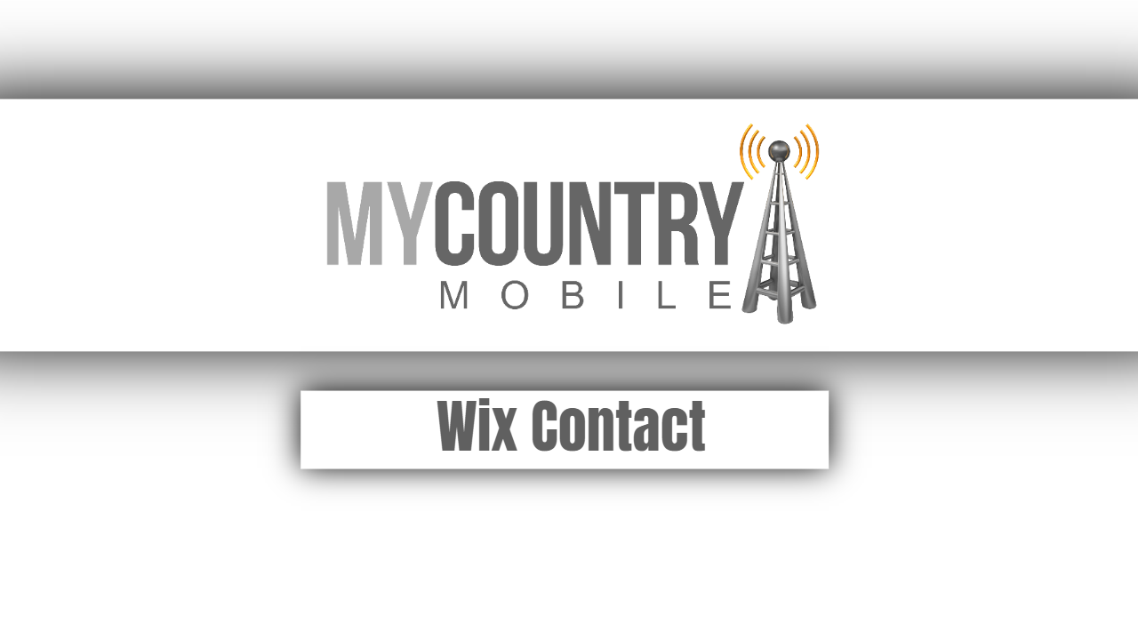 Wix Contact