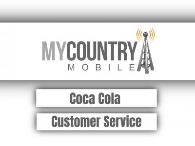 Coca Cola Customer Service