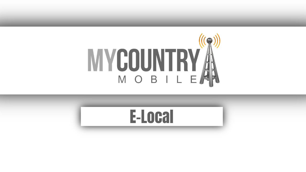 E-Local