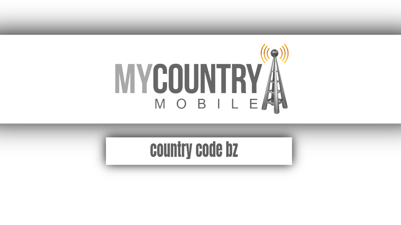 country code bz