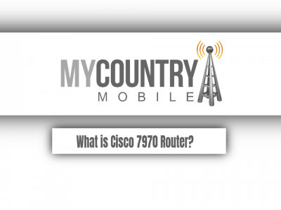 What is Cisco 7970 Router?