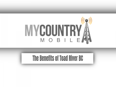 The Benefits of Toad River BC