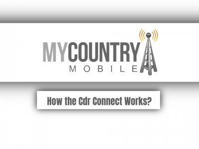 How the Cdr Connect Works?