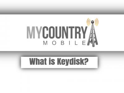 What is Keydisk?