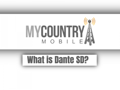 What is Dante SD?